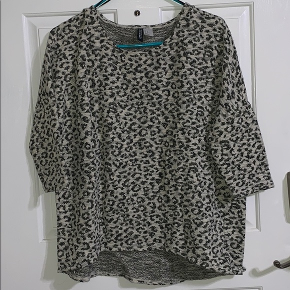 Divided Sweaters - Womens sweater